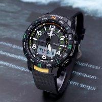 카시오 프로트렉 PRT-B50-1 1D 1DR 남성 등산 시계