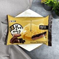 쿨아이스크림) 초코붕어싸만코 1박스 [30개]