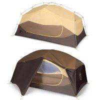 니모 캠핑 백패킹 트레킹 사계절 양문형 넓은실내 자립형 2인용 텐트 오로라 스톰 2P 정품 풋프린트 데크펙 포함