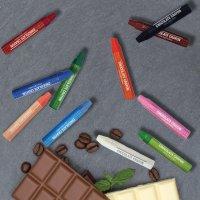 티니베베 아기 초콜릿 크레파스 색연필 세트 무독성 크레용 지우개 어린이집 생일선물