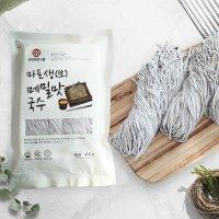 마포 생 메밀맛국수 450g (2-3인분)