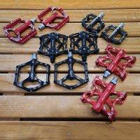 MPEDA 자전거 페달 5종 알루미늄 CNC가공 초경량 미끄럼방지 MTB 로드 전기 하이브리드 자전거