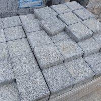 [ 175장 / 7m2 ] (두께6cm) 보도블록 화강스톤 인도블러 보도블럭 벽돌