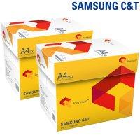 삼성 A4용지 복사용지 80g 2500매 2박스 (5000매)