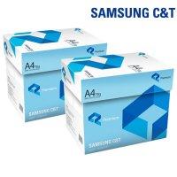 삼성 A4용지 복사용지 70g 2500매 2박스 (5000매)