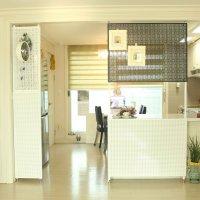 라비스 셀프 가벽 인테리어 철제 타공 파티션 이동식 칸막이 설치 가림막 원룸 공간분리