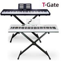 토이게이트 루드비히 88건반 디지털 피아노 스탠드포함