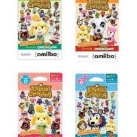 닌텐도 스위치 동물의 숲 (모동숲 튀동숲) amiibo(아미보 카드) 1탄 2탄 3탄 4탄 정품 개별판매