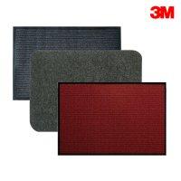 3M매트 현관 출입구용 카펫 물기흡수, 먼지유입방지 바닥매트 모음 60×90cm