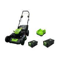그린웍스 80V 충전식 제초기 자주식 잔디깎이 전기 무선