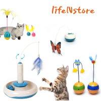 고양이 강아지 빙글빙글 레이저볼 낚시놀이 요요놀이 오뚝이 움직이는 자동 고양이장난감