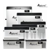 알피쿨 C9 C15 C20 C25 C30 C40 C50 75 캠핑용 차량용 냉장고 T50