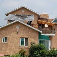 한화 3KW 고출력 태양광발전 패널 전국 설치 가정용 주택용