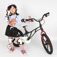 엠모터스 어반 아동 어린이 자전거 보호대 유아 무릎 팔꿈치 세트 킥보드 인라인