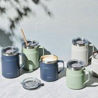 락앤락 메트로머그 보온보냉 커피잔 손잡이머그컵