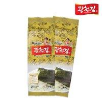 [광천김] 달인 김병만의 재래 식탁김(대) 55g 1BOX