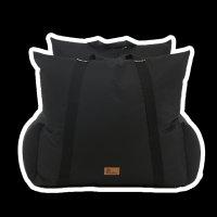 펫블링 방수되는 블링 블랙에디션 강아지카시트 드라이빙킷 강아지방석