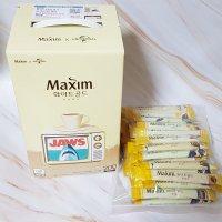 화이트골드 11.7g x 50개 (영양성분 자일로스 설탕 무지방우유 프리마 함유 연아)