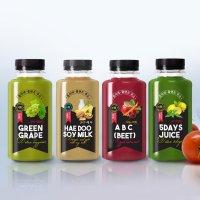 클렌즈 주스 250ml X 6개세트 클린 케일 비트 과채 과일 야채 채소 ABC