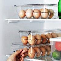 계란서랍 에그트레이 계란통 보관 정리함 케이스