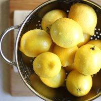 칠레 레몬 140과 1박스 17kg