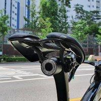 신지전자 RT-205 자전거 후미등 7가지 컬러