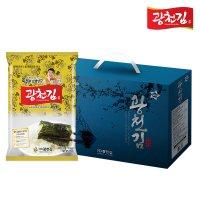 [광천김] 달인김병만의 설선물세트 전장김 30-1호