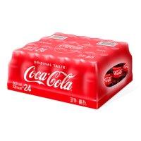 (300mlx24개) 대용량 코스트코 미니 코카 콜라 페트병 탄산 음료 코카콜라병 음료수