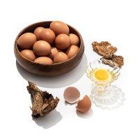 [청초한닭] 동물복지 유정란 40구 상황먹고자란 계란