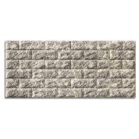 폼블럭 접착식 벽지 포인트 쿠션벽지 인테리어 곰팡이방지 단열 벽돌 시트지