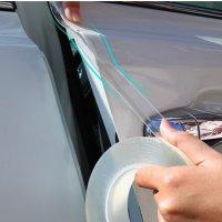 뷰에스피 차량용 자동차 보호필름 테이프 투명 PPF 필름 도어엣지 문콕방지