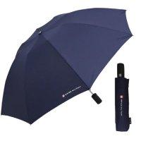 스위스밀리터리 거꾸로우산 거꾸로3단자동우산