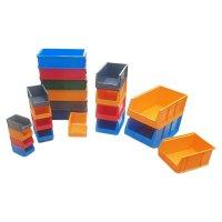 플라스틱 부품상자1호 6호 - 공구상자,운반상자 (박스 22종)