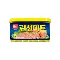 한성 런천미트 200g스팸 햄 통조림 깡통햄 리챔 2024년 유통기한