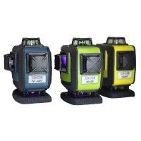신콘 4D 전자식 6배밝기 그린레이저레벨기 4D40S 4D40T ST-4DG 레이져