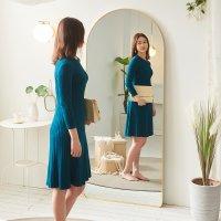 고와랑 전신거울 아치형 대형거울 미용실 홈트 인테리어 현관 거울 3종
