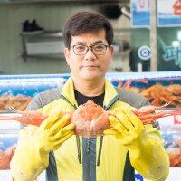 포항 영덕 홍게 박달 연지 홍개 택배