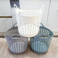 L사이즈 빨래 바구니 빨래통 세탁물