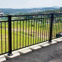 울타리 휀스 펜스 난간 2미터 디자인휀스(SZ 1002) 실외 난간 단독주택 정원꾸미기