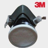 3M 3200 HF-52 농약 작업용 마스크 셋트(단구형 방독면) 농약살포
