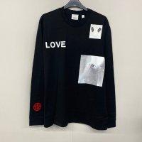 버버리 A1189 패치 긴팔 티셔츠 명품 정품
