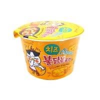 삼양 치즈 불닭볶음면 큰컵 105g