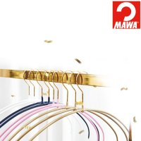 [마와공식]마와 논슬립 옷걸이 1개입 모음전 독점 판매 골드라인