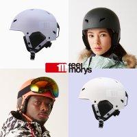 필모리스 직영몰 4계절 겸용 FHM-010 BROS 어반 스키 스노우보드 헬멧