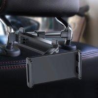 차량 헤드레스트 스마트폰 거치대 테블릿 가능