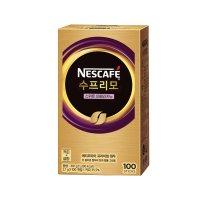 네스카페 수프리모 스위트 아메리카노 100개입 설탕