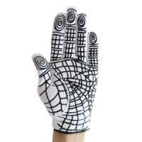 몽키그립 스파이더 실리콘 특허 골프장갑 슬라이스예방 비거리용 합피 양피 연습용 그립 남성