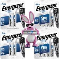 에너자이저 얼티메이트 리튬 건전지 AAA AA 2알 4알 L91 L92 고성능 배터리