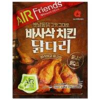 마니커 바사삭치킨 닭다리 420g