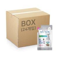 아이깨끗해 거품 리필200ml 키친 x 1박스 (24개입)